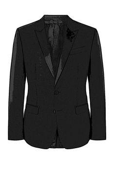 Tuxedo / Esmoquin  En el siglo XIX, los hombre contaban con una chaqueta específicamente para fumar en las salas reservadas para ello, y así no importunar con malos olores al regresar con su amada. Y de ahí una de sus denominaciones: smoking jacket.