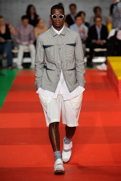 Kenzo SS13 Mens Catwalk Show | F.TAPE | Fashion Directory