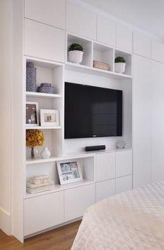 5 idei simple pentru amenajarea unui dormitor mic- Inspiratie in amenajarea casei - www.povesteacasei.ro