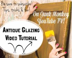 Make sure to check out our youtube channel and our website, www.Styleshabby.com for more tips and to browse our Junk Monkey chalky paint!