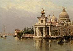 Dogana, Venice.