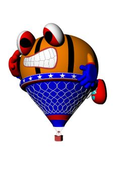 Balloon] Welcome Basquete Bool! Flown by Eduardo Assis of São Paulo, Brazil, this special shape will grace the Albuquerque Skies in October. Balloon Rides, The Balloon, Hot Air Balloon, Albuquerque Balloon Festival, Albuquerque Balloon Fiesta, Sky Ride, Large Balloons, Kite, Windmills