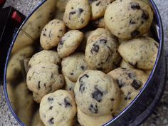 Cookie Jars, Cookie Recipes, Breakfast Recipes, Biscuits, Muffin, Goodies, Food And Drink, Yummy Food, Sweets