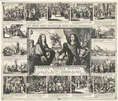 Fig. 10 Romeyn de Hooghe, Witten wonder spiegel, 1675, etching, 486 x 546 mm. Amsterdam, Rijksmuseum, inv. no. RP-P-OB-67.709 (Muller…