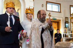Венчание в Добрянке