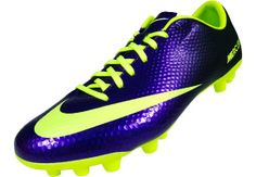 factory price 102bc e2462 Nike Mercurial Vapor AG Soccer Shoe! Available at SoccerPro NOW! Chaussures  Foot, Crampons