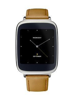 [Japanese regular Edition] ASUSTek ZenWatch (wearable devices / Android wear / 1.63 inch) WI500Q-BR04. OS Android 4.3 Size:39.8 ×50.6 ×7.9 mm ~ 9.4 mm Equipped with Electronic compass, acceleration sensor, a gyro sensor, heart rate sensor.