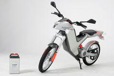 Le Sunbike se décline en versions assimilé 50cc (45 km/h max) et 125cc