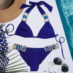Free Shipping and Free Body Chain with Beach Bunny Swimwear Orders!