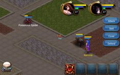 Age Of Dark Kingdom is a Free-to-play Android TBS (turn based strategy), Role-Playing Action Game (MMORPG)