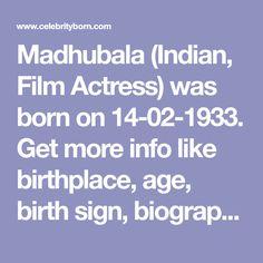 Madhubala Biography, Age, Death, Husband, Children, Family, Caste, Wiki & More