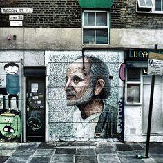 London's vibrant street art.