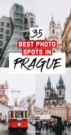 Visit the best Instagrammable places in Prague for the best Prague photography opportunities! These are the best photo spots in Prague to level up your IG feed. Plus tips for shooting photos in Prague From hidden gems to popular spots, in Prague to show you them all!
