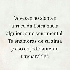 Y Es Amor de Verdad #frasesyletras