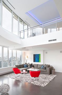 Minimalist decor | #Luxury Home Inspiration via @BainUltra