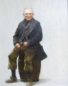 Martin Drsicoll, Long Ago Irishman