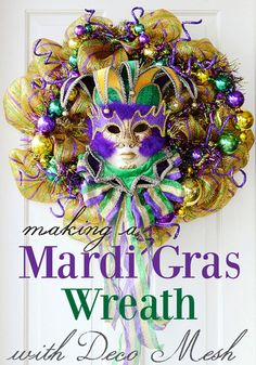 Mardi Gras is coming up!