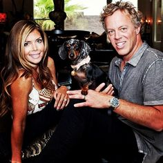 Tallulah working it for the camera. Who has a dog who loves attention? #FlippingVegas #ScottYancey