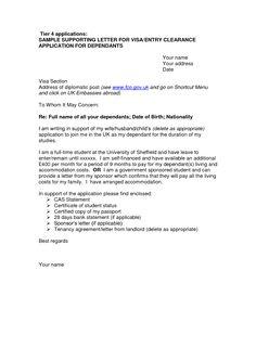 cover letter sample for uk visa application free online resumevisa request letter application letter sample - Visa Covering Letter Format