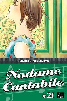 Nodame Cantabile 21 - Tomoko Ninomiya