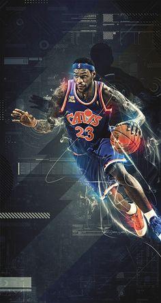 Nike - House of Hoops by Pete Harrison, via Behance