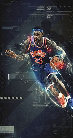 Nike - House of Hoops by Pete Harrison, via Behance