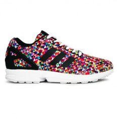 new product bbffa f427e Adidas Zx Flux Multi M19845 Sneakers — Running Shoes at CrookedTongues.com  Adidas Sneakers,