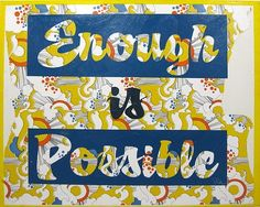 Enough is Possible - Peter Tunney