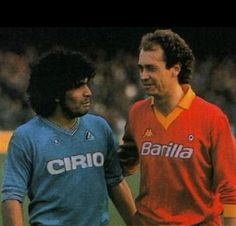 Roma-Napoli, historias de una amistad rota El 'Derby del Sole' no siempre fue la rivalidad tenaz de hoy http://www.spherasports.com/noticia/roma_napoli_historias_de_una_amistad_rota#.Ul_8JVN4jY9