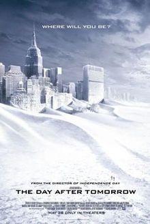 The Day After Tomorrow(2004)Dennis Quaid, Jake Gyllenhaal, Emmy Rossum, Ian Holm, Sela Ward