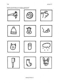 Welk woord in stukjes? Worksheets, Language, Map, Teaching, Logos, Stage, Website, Crown, Mathematical Analysis