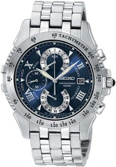 Seiko Mens SPC043 Le Grand Sport Dual Chronograph Watch $302.90 as of 11/20/12 price and availability subject to change wtihout notice.