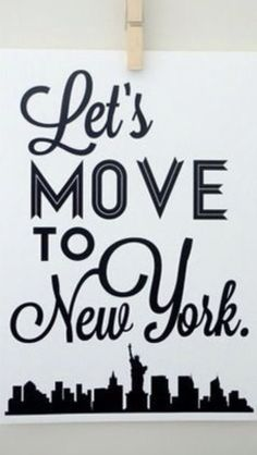 New York - Would you go?
