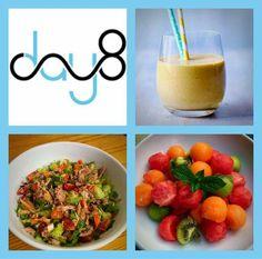 28 Dae Dieet, Dieet Plan, Gluten Free Recipes, Healthy Recipes, Health Eating, Eating Plans, Clean Eating Recipes, Food To Make, Recipies