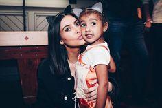 "3,532 Likes, 5 Comments - Kim Kardashian West➰ (@kimdashsource) on Instagram: ""Kim & North last night ❤ @kimkardashian"""