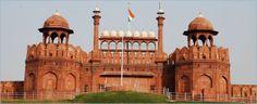 Viaggi in India,Il Forte Rosso