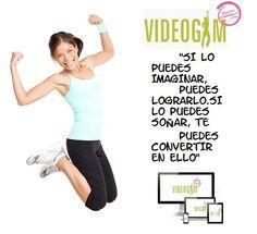 ✔Entra videogim.com ✔Registra tu usuario ✔Introduce el código regalo que Videogim te envía ✔Rellena tu test saludable y... ¡Comienza con tu dieta y entrenamiento de hoy!  #muevete