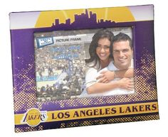Los Angeles Lakers Picture Frame
