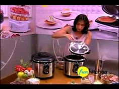 Panela de Pressão Elétrica 6 litros Fun Kitchen - Shoptime