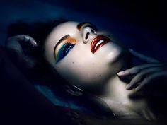 Photographer: Pierre-Edouard Saillard Makeup: Lauriane Make Up Goullier Models: Julie Valot and Tiphaine Beligat Retoucher: George Buczko / High end Retoucher