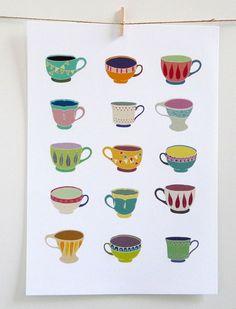 Tea cup delight!