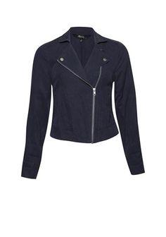 Denisa Zip Front Jacket 1