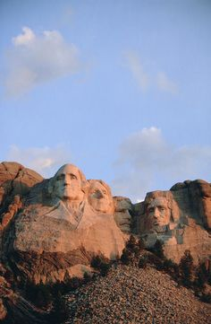 ✮ Mount Rushmore National Monument - South Dakota