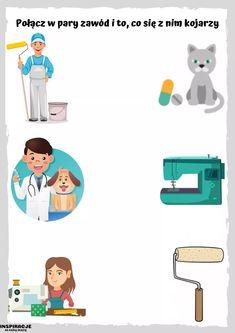 Cute Powerpoint Templates, Teacher Cartoon, Community Helpers, Videos Funny, Preschool Activities, Language, Family Guy, Diy Crafts, Autism Education