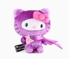 Most Wanted: Tokidoki x Hello Kitty Ninja Plush