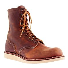 men boots fashion | Red Wing for J. Crew