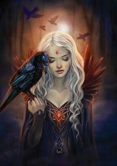 ... Ravenkin ...