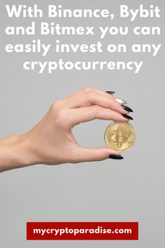 """""""One reason why crypto trading is becoming so popular is the fact that it's extremely easy to trade. With platforms such as Binance, Bybit and Bitmex you can easily invest on any cryptocurrency you want. All these platforms have some really good features that provide the trader with an environment where they can carry out smooth trade and also minimize their losses if a trade does not go according to their plans."""" Fundamental Analysis, Correct Time, Income Streams, Cryptocurrency, Platforms, Investing, How To Become, Environment, Knowledge"""