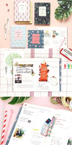 Plan out your schedule in style with the 2016 Lively Diary Scheduler. Feel free to jam pack all 176 pages with your yearly, monthly and weekly plan!