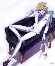 50 Shades of Adrien...? Although, HE'D be the one tied up, tbh. XD (Miraculous Ladybug, fashion, rich)